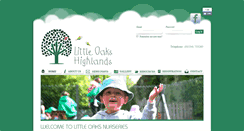 Preview of littleoaksnursery.je